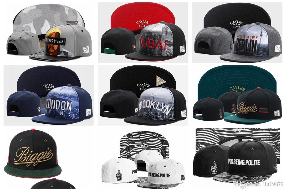 Cayler   Sons Embroidered Snapback Caps Men Women Baseball Caps Hip Hop Cap  Snapback Hats dda014a376f2