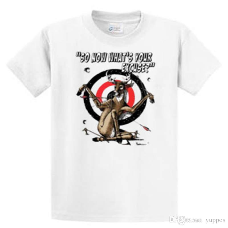 2a02271e Newest Funny Deer Hunter Excuse Funny Printed Tees Mens Reg And Big And  Tall Size Port And Co O Neck Short Sleeve T Shirts T Shirt Over Shirt Best T  Shirt ...