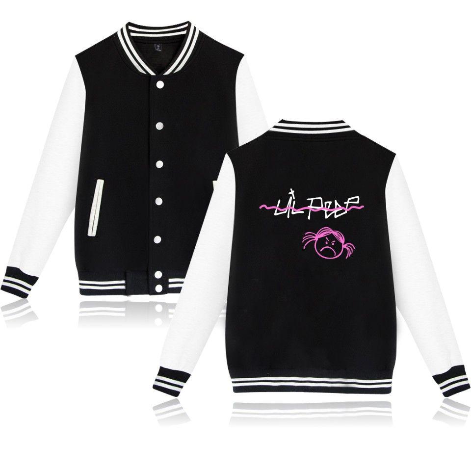 a4a35f2d9e2 Lil Peep Jackets Fashion New Style Hipster Brand Autumn Jacket Coats ...