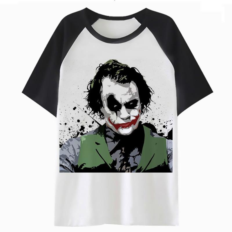 7b2e6770c779b Compre Jocker Camiseta Top Para Camiseta Harajuku Hombre Divertido Hip Hop  Hombres Streetwear Camiseta Camiseta Ropa H1435 A  6.91 Del Dhgdriver