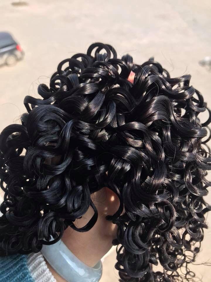 Wholesale Brazilian Virgin Hair Jerry curl Deep Curly Weave Wet and Wavy Human Hair 3 Bundles 100% Brazilian Hair Extension