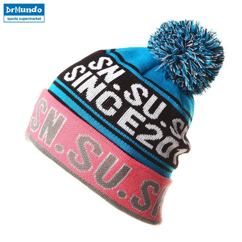23df5e6a 2019 Winter Skating Men'S Ski Hats Thicken Skiing Hat 2018 Men Knitted Warm  Cap Hip Hop Bonnet Beanies For Women From Simmer, $30.91 | DHgate.Com