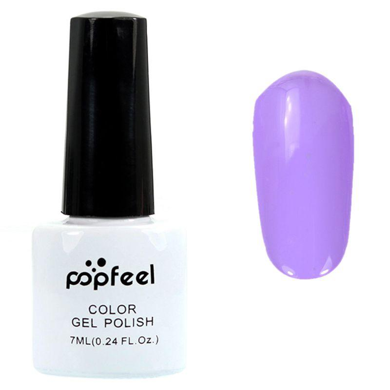 Fashion magic soak off Gel Nail Polish Base Top Coat UV LED Manicure Lacquer 7ml, PP04