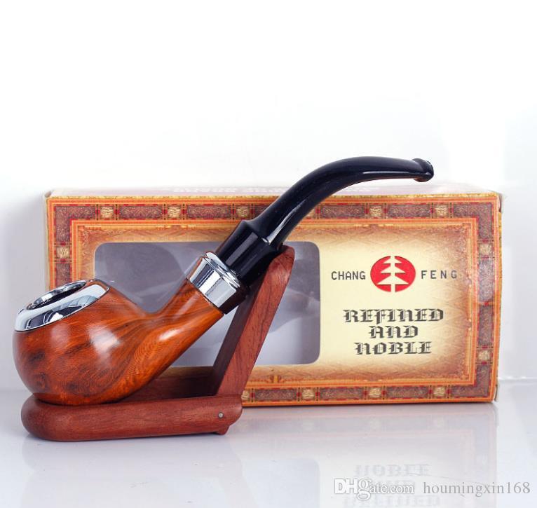 Daire düz boru reçine kutusu taşınabilir filtre borusu sigara ile kakma