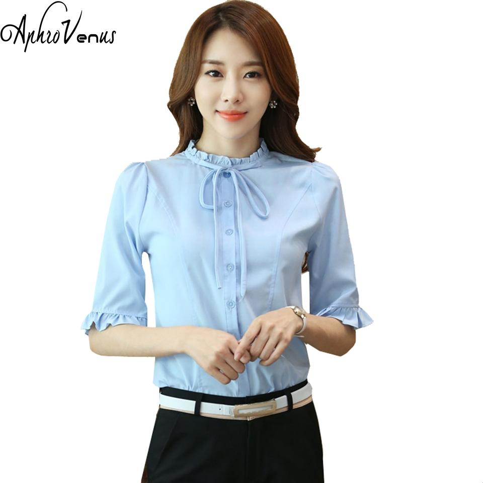 Summer Blouses With 3 4 Sleeves Anlis
