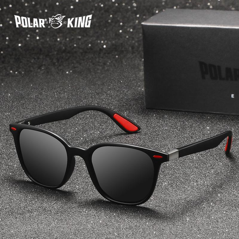 c397397f9bd POLARKING Brand Designer Polarized Men Sunglasses Men s Driving Sun ...