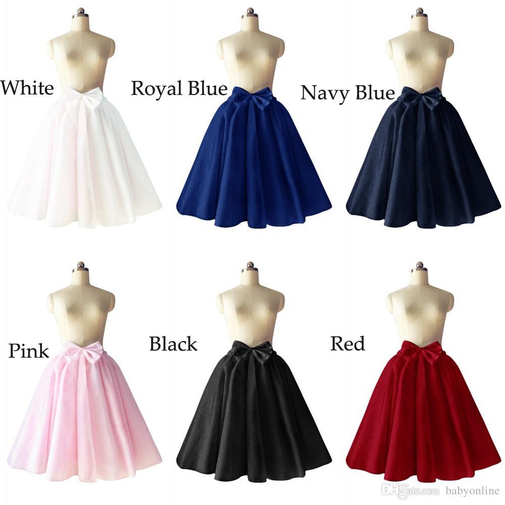 Hot sale 2018 Short Tulle Petticoat Crinoline Vintage Wedding Bridal Petticoat for Wedding Dresses Underskirt Rockabilly Tutu CPA1092
