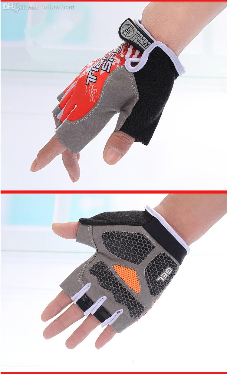 Men Multifunctional Summer Breathable Half Finger Glove Sports Equipment Outdoor Hiking Fishing Sun Protection Fingerless Glove