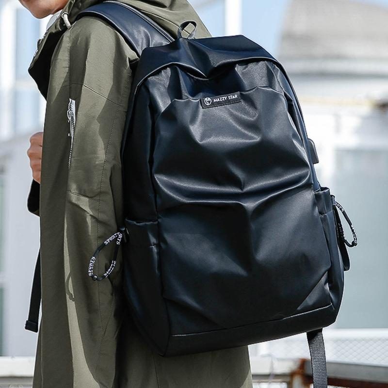 6e15a3f41d Mazzy Star New School Backpack Bag Water Proof 15.6 Inch Laptop Backpack  External USB Charge Rucksack MS 936 Backpacking Backpacks Personalized  Backpacks ...