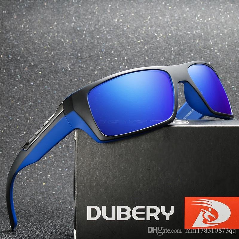 e3191ea303 Compre 2018 Gafas De Sol Polarizadas Hombres Gafas De Sol Retro Gafas De Sol  Para Hombre Verano Espejo Moda Diseñador De Marca De Lujo Uv400 Regalos A  $8.55 ...