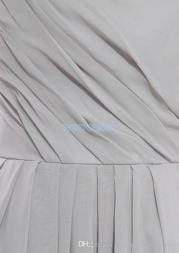 2018 hot new short bargain price vestido de noiva light grey concise prom party eggplant bridesmaid dresses