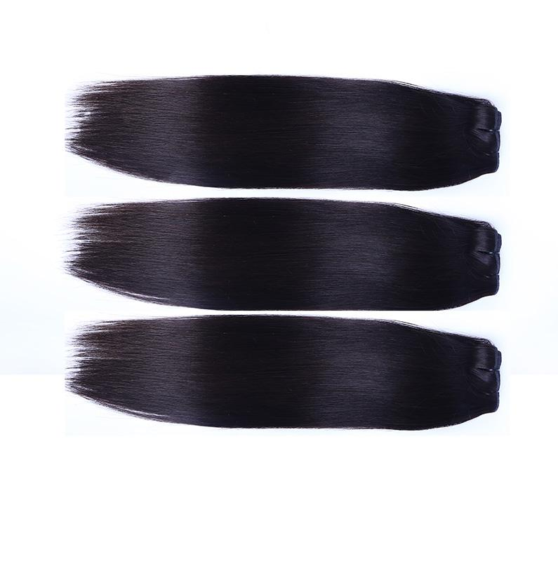 Fonear Newest 100% Virgin Brazilian Peruvian Malaysian Chinese Top quality Human Virgin Hair Weft Hair Extensions 3 bundles