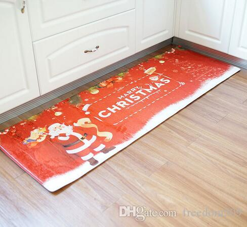 Christmas Long Cushions, Bedroom Door Mat, Decorative Cartoon Entry  Pad,Various Colors,Antiskid Absorbent Carpet Mat Nylon Carpet Prices Buying  Carpets From ...