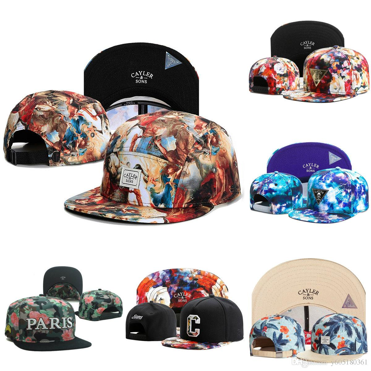 2018 New Hip Hop Snapback Cap Mens Basketball Hat Baseball Caps Hats Firred  Brad Men Women Brand Luxury Hat Flowers Style Golf Casquettl Neweracap Cap  Hat ... 1033da74bc4