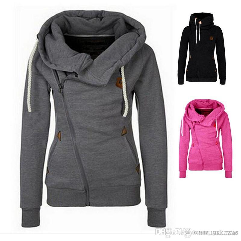 ea0423113fb Hot Selling Plus Size Fashion Women s Sports Personality Side Zipper ...