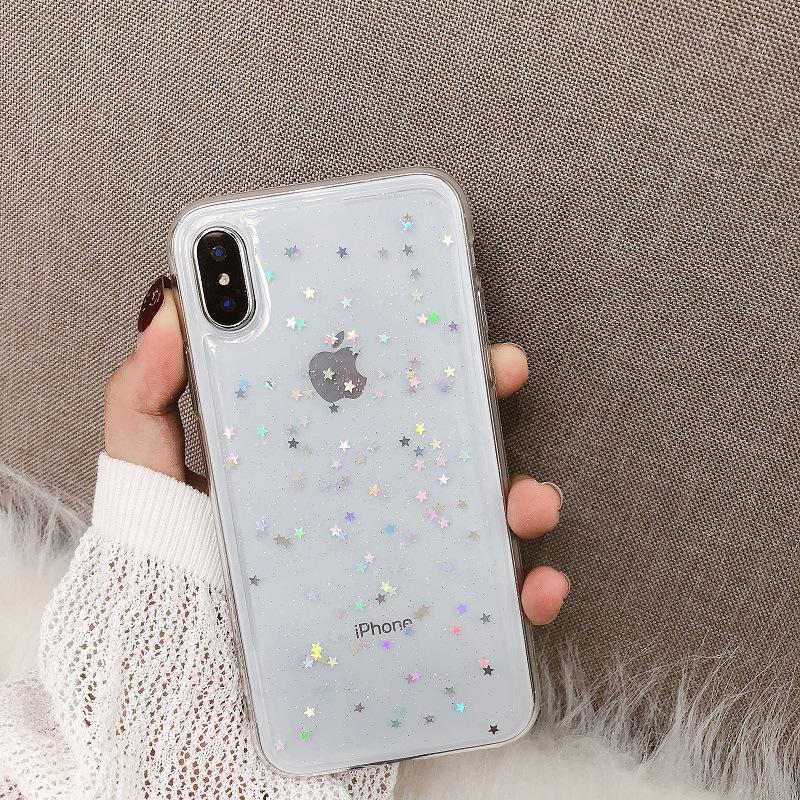 coque etoile iphone 8