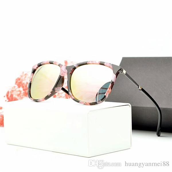 cfe504a96f260 Compre Nueva 2018 Corea Del Sur Marcas De Lujo Gafas De Sol De Diseñador  Gafas De Sol De Alta Calidad Y Caja De Moda Para Mujer Gafas De Sol A   17.26 Del ...