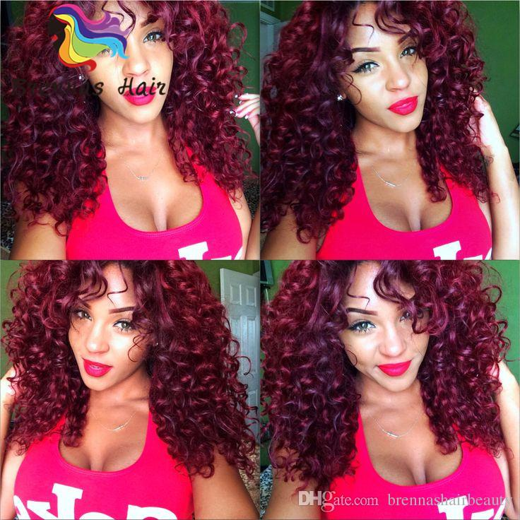 Human Hair Blend Weave Curly Hair Extensions For Black Women