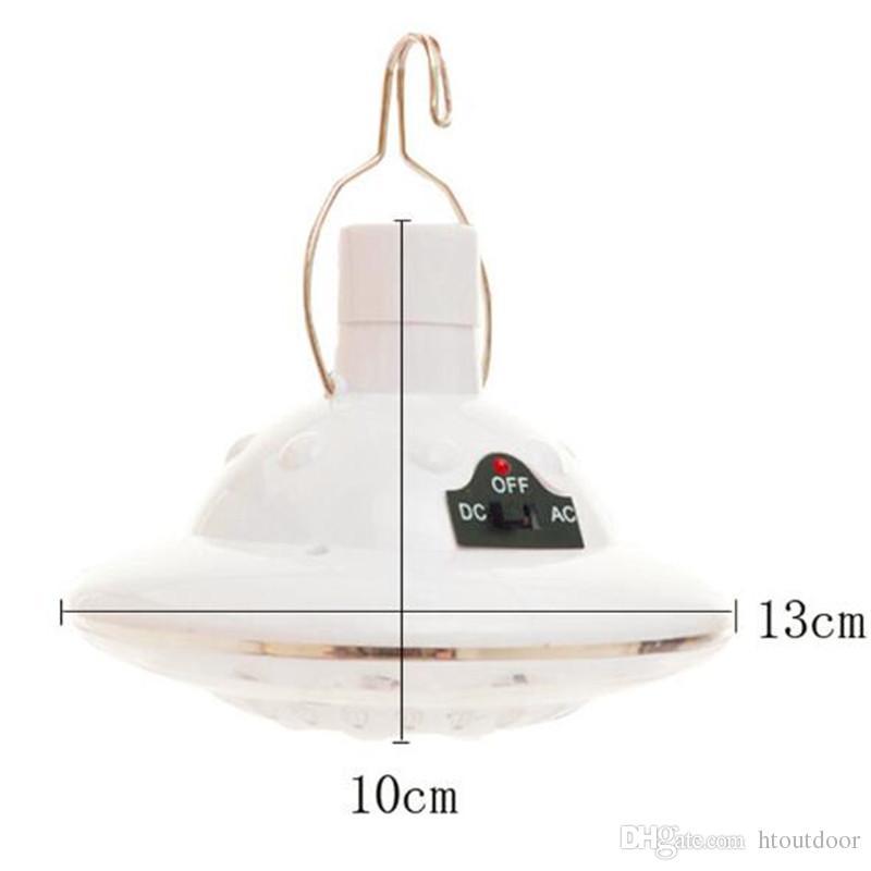 22LED Remote Control Outdoor Tents Lantern Light Garden Lampada proiettore a energia solare con cavo 3M Exntended