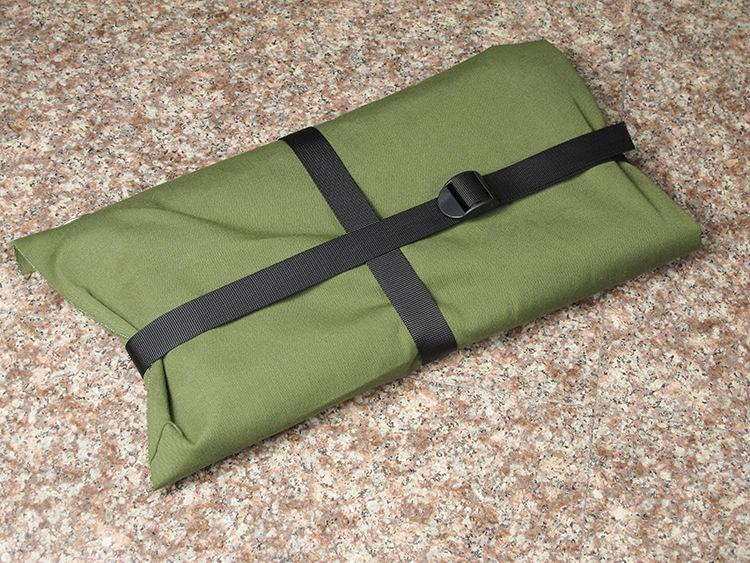Дорожный багажный чемоданчик Сумка для ремня - Багажный пакет Ремешок для ремня - поход в поход на открытом воздухе альпинист EDC Tools