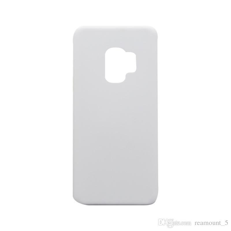 PC пластиковый жесткий пустой DIY 3D сублимации чехол для Samsung S9 Plus мобильный телефон чехол для Samsung S7 край