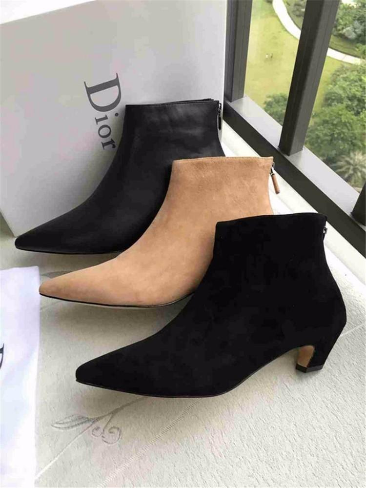 5c31b8fd392c Women Shoes Small Booties Casual Shoes 2018 New Comfortable Sexy for ...