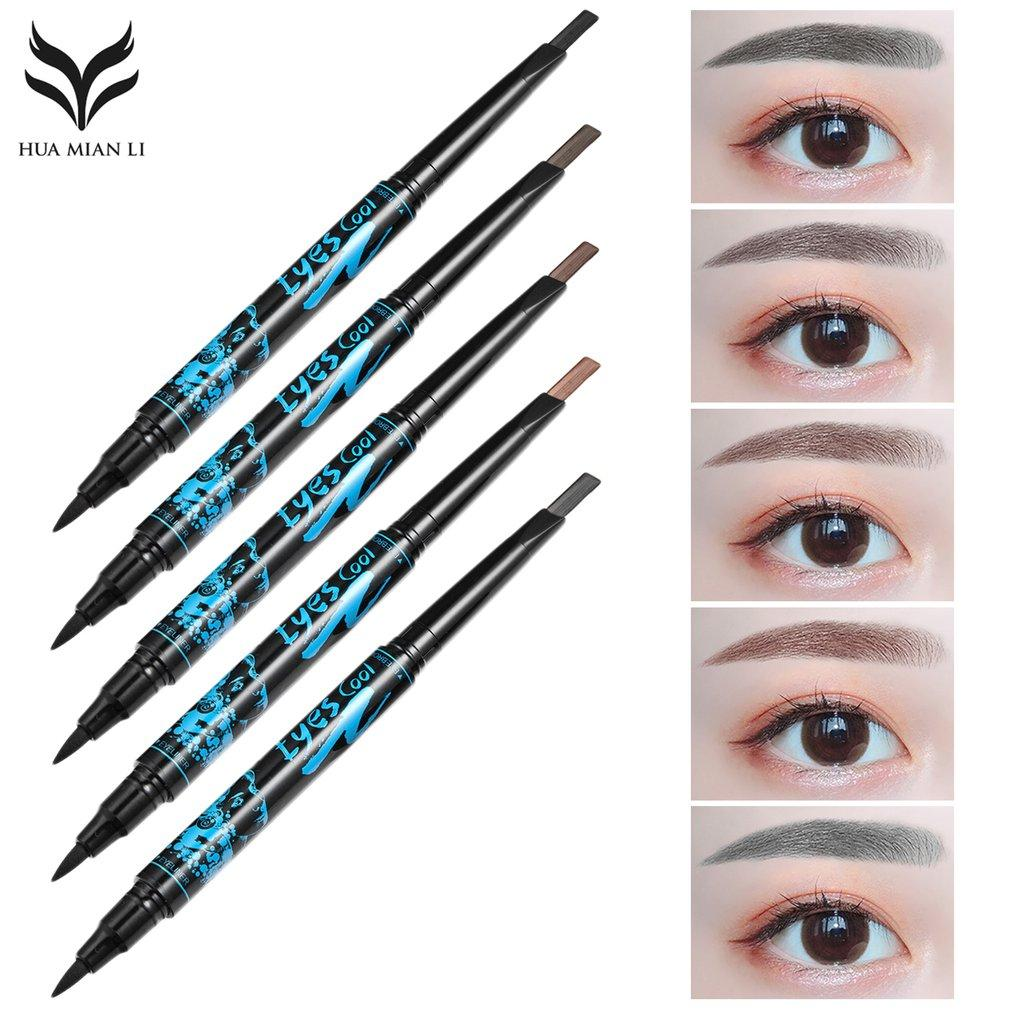 Back To Search Resultsbeauty & Health Fashion Star Eyeliner Pen Black Eye Liner Seal Pencil Liquid Cosmetic Beauty Long Lasting Waterproof Makeup Tool 1 Piece Elegant And Sturdy Package