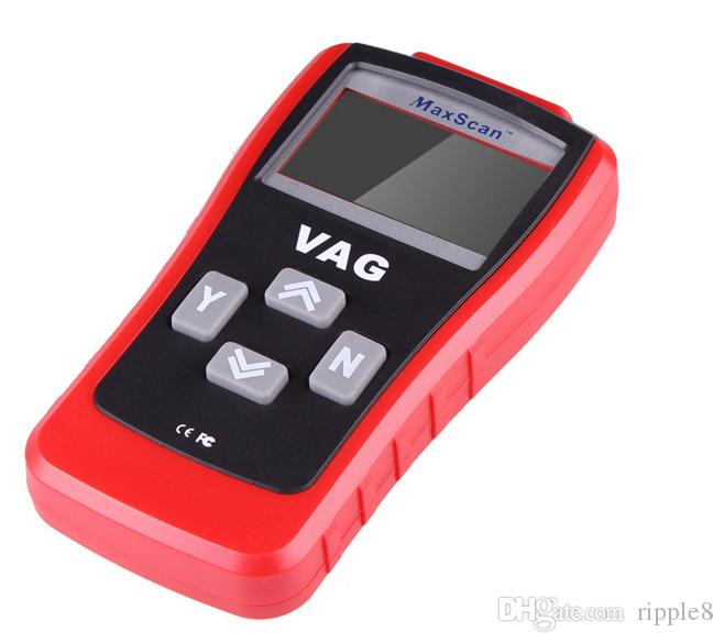 Vag Obd 2 In 1 Code Reader 405 Scanner Autel Maxidiag VAG 405 Code Reader VAG OBD 2-In-1