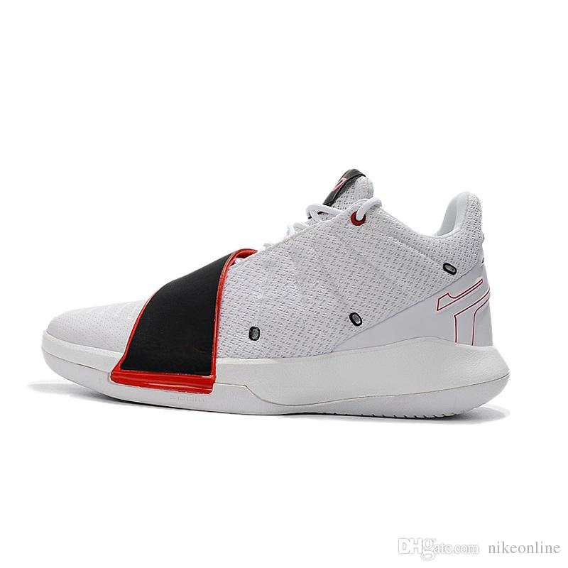 cheap for discount e97ee efc4f 2019 Cheap Jumpman Chris Paul Basketball Shoes 11s Welcome To Houston White  Black Red CP3 11 XI Sneakers With Original Box For Sale From Nikeonline, ...