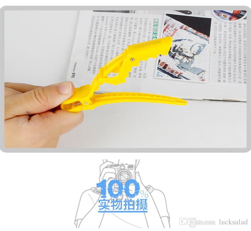Mini Alligator Duck Hairdressing Clips Abschnitt Haar Griff Schellen Styling Design Teile Frisur Werkzeug