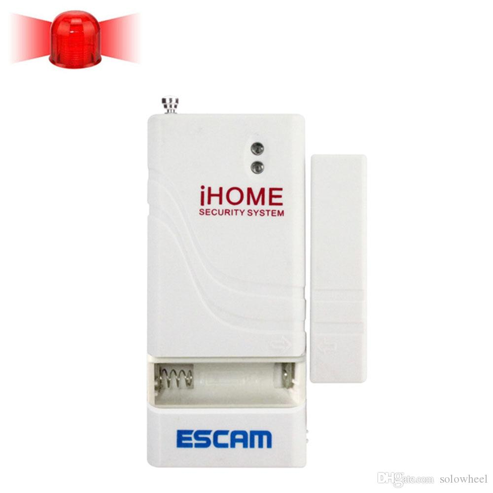 Escam As001 Smart Door Sensor Security Alarm System 43392mhz Arduino Night With Pir Emission Frequency Home Window Detector Online 1312 Piece On