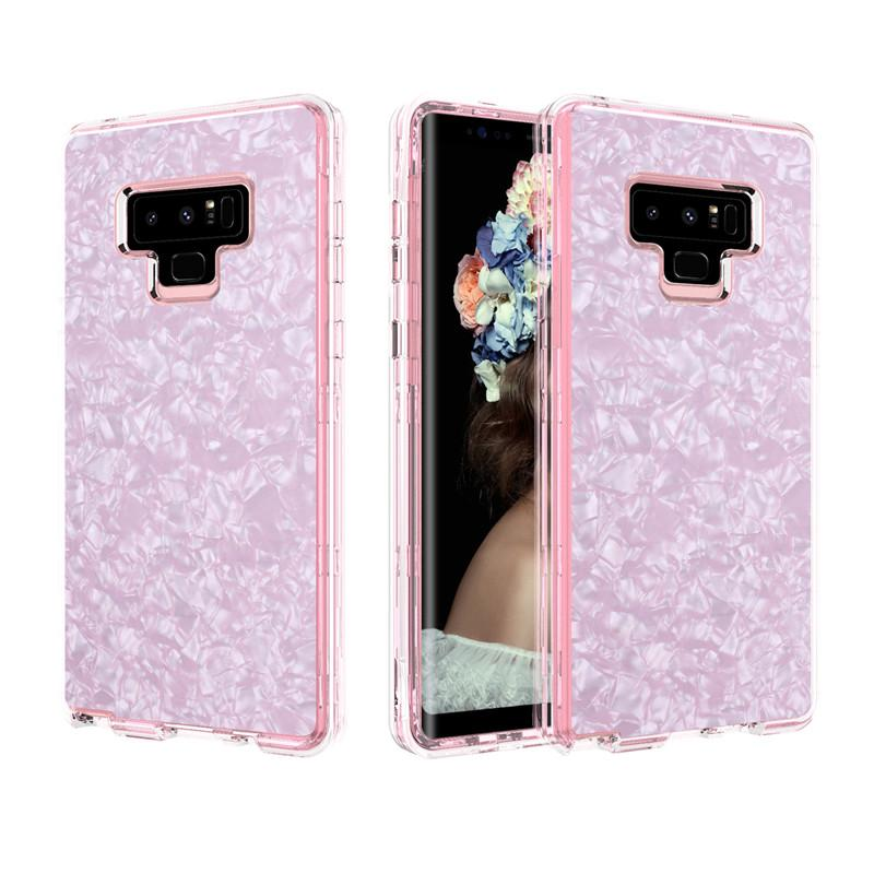 90864544b5e For Samsung Note 9 Note Case Luxury Glitter Shiny Bling Case Soft TPU Hard  PC Back Cover For Samsung Galaxy Note 9 Make Your Own Cell Phone Case Cell  Phone ...