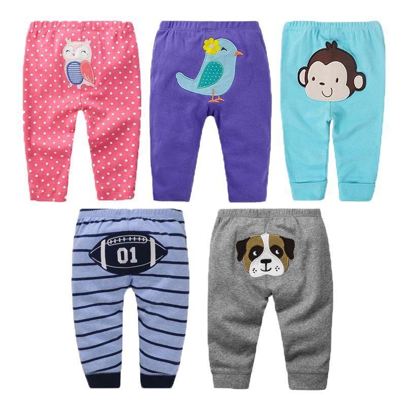 322b4bcb61a618 Newborn Baby Pants Autumn Baby Girl Clothes Cartoon Spring Baby Boy  Clothing Roupas Bebe Infant Trousers Kids Clothes Boys Christmas Pajamas  Sale Christmas ...