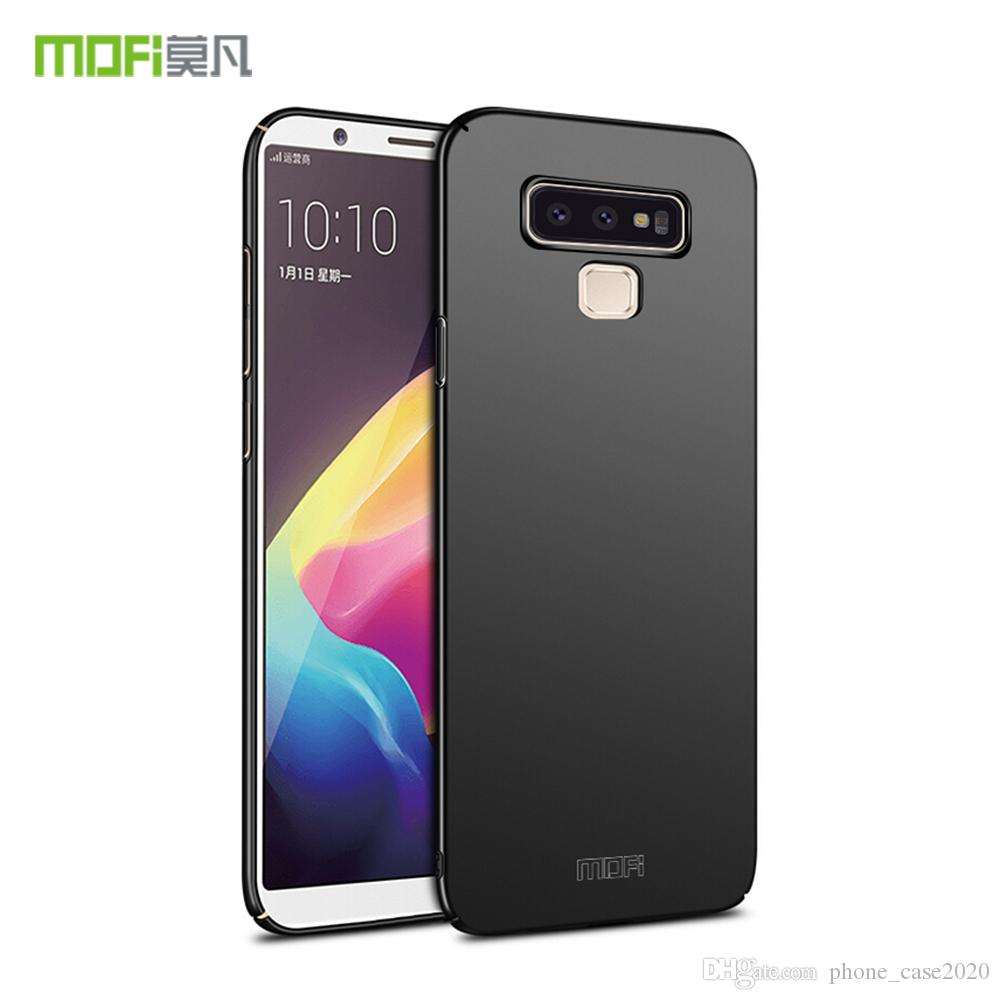 Mofi Ultra Slim Thin Hard Back Shell Case For Samsung Galaxy Note 9 A9 Star  J7 Prime 2 J8 J7 J3 J6 J4