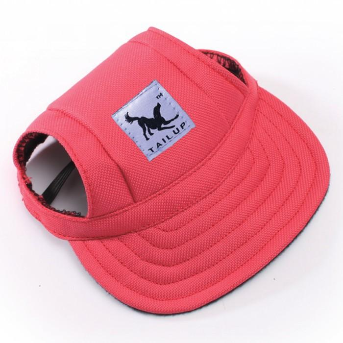 High quality pet dog and cat sun hat baseball cap outdoor travel photo decoration hat variety of patterns and colors optional