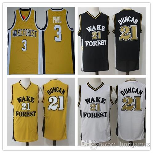 best sneakers c609d b82f5 denmark chris paul wake forest jersey for sale 0930f 17442