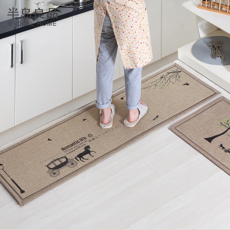 acheter 50x80cm 50x160cm set paillasson antid rapant tapis de cuisine tapis de bain entr e. Black Bedroom Furniture Sets. Home Design Ideas