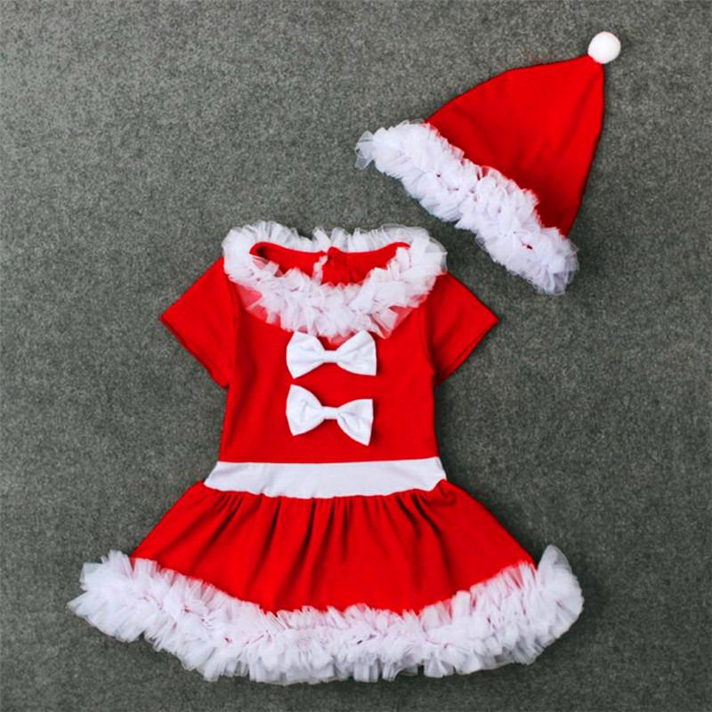 Compre Trajes De Navidad De Niñitas Para Bebés De Manga Larga + Traje De  Ropa De Bebé 1 Unidades De Bebé Envío De Gota A  38.2 Del Vanilla14  4290b8dc7432