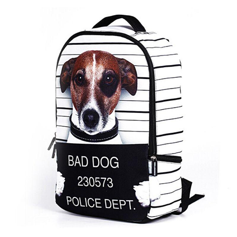 f2d1e95fd8 NEW Trendy Animal Printing Men Women Backpack Students Backpack Bags Casual  School Backpacks with Mezzanine Zip Pocket Animal Printing Men Women  Backpack ...