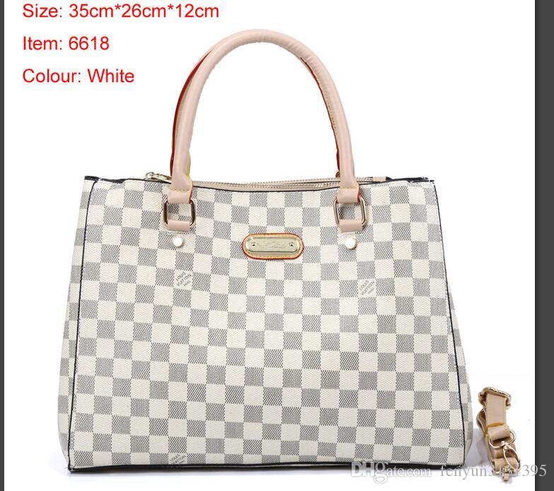 ca2293949 Famous Brand Fashion Women Bags TB Lady PU Leather Handbags Famous Designer  Brand Bags Purse Shoulder Tote Bag Female Multi Color 7878 Womens Purses  Women ...