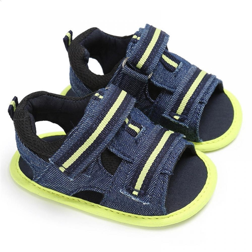 Boys babies Quality Soft for Sandals for Sandals Shoes School Sole ROMIRUS Boys Kids Canvas High Footwear Style Summer