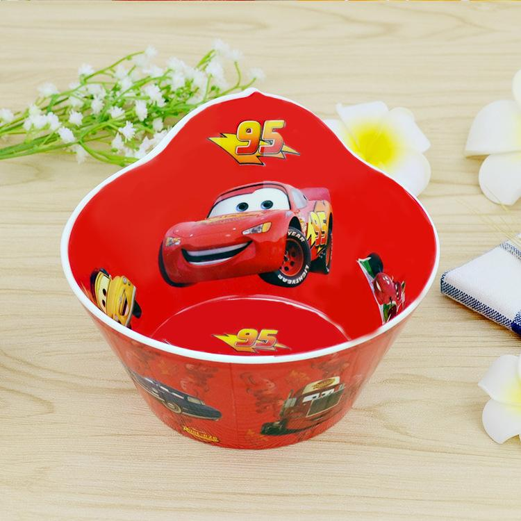 2018 New Childrenu0027s Tableware Set Cartoon Lovely Cars Into The Baby Melamine Childrenu0027s Tableware Cutlery Set Spoon Fork Bowl From Breenca $83.38 | Dhgate. & 2018 New Childrenu0027s Tableware Set Cartoon Lovely Cars Into The Baby ...