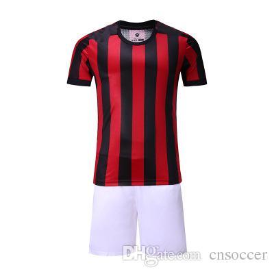 27772e777 2019 Top Thai 2018 Soccer Jerseys Blank Soccer Kits Camisetas De Futbol  Football Shirts Man Shirts Kids Kits Women Training Suits For Any Teams  From ...
