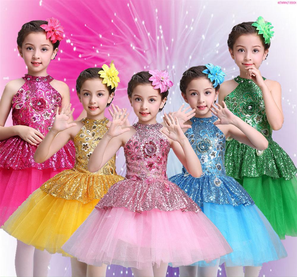 Acheter Ballet Tutu Dress Filles Gymnastique Justaucorps Vêtements De Danse Ballet  Enfants Ballerines Costume Discount Tutus De  36.72 Du Apparelone ... 5154605ab49