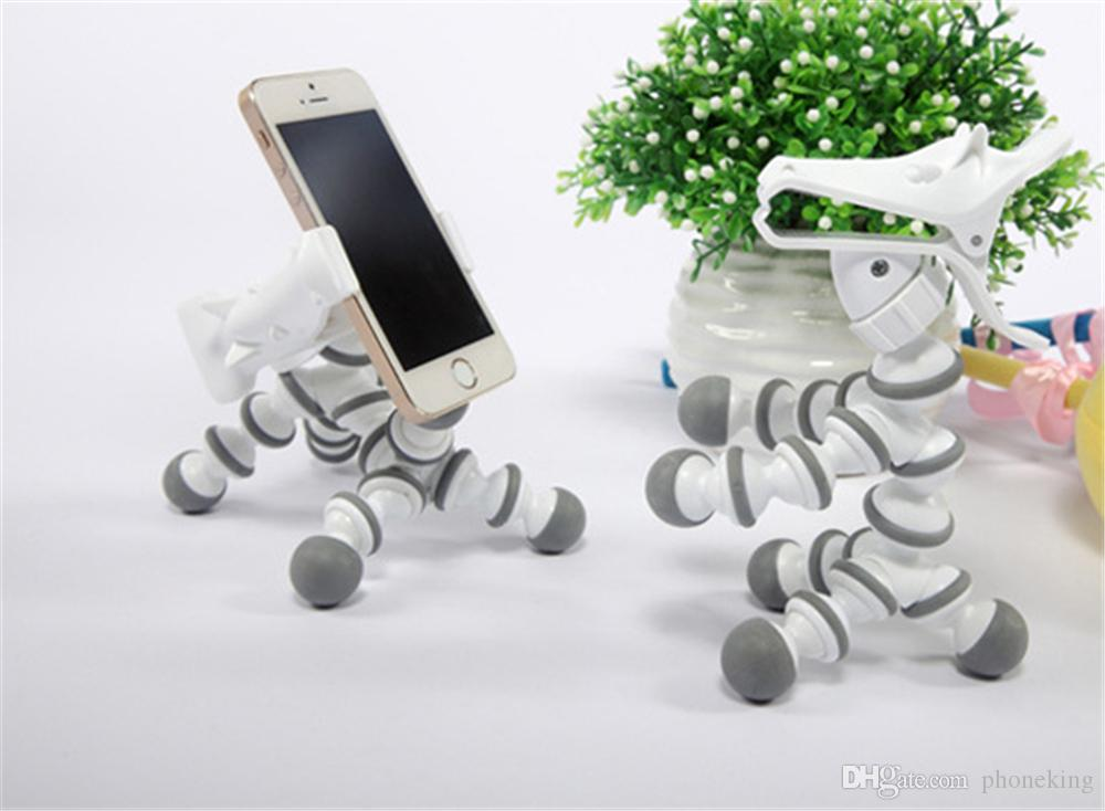 Mobile Phone Holder Rotatable Tablet Bracket Stand Big Screen Phone Holder Mount Mobile Phone Holder Less Than 6.5 Inch