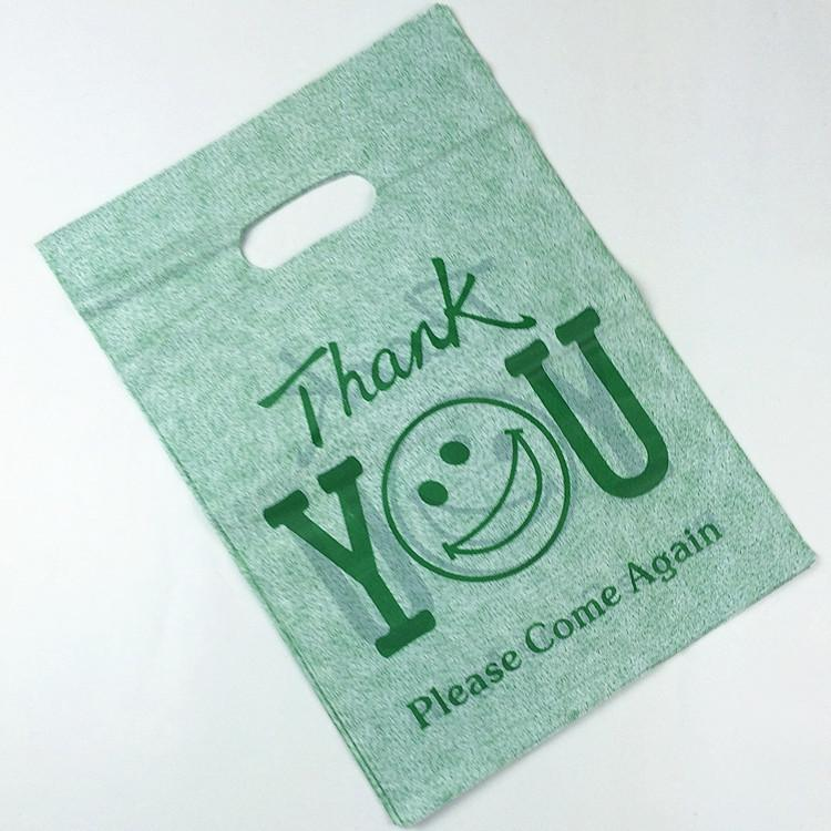 9*15cm Jewelry Packaging Bags Plastic Shopping Bag Gift Pouches Tote Vest Bags Garment Bags