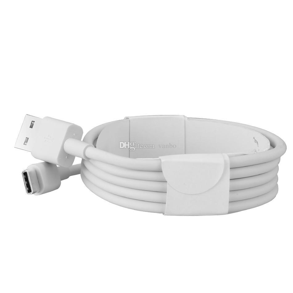 Yüksek Kalite Mikro USB Kablosu Veri Hattı 1 M 2 M 3 M 3FT 6FT 10FT Yüksek Hız Tipi C Samsung S8 S9 Için Kordon Şarj