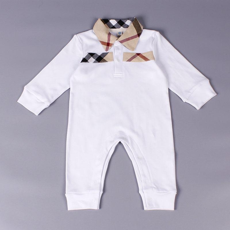 e43f815de 2019 Baby Boys Girls Rompers Newborn Infant Striped Sports Suits ...