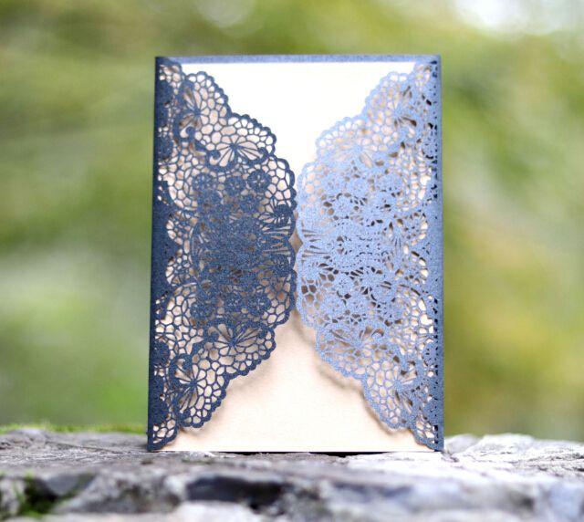 Wedding Invitation Birthday Card Rustic Supplies Vintage Luxurious Elegant Laser Cut 2018 Weddings Invitations Where To Print