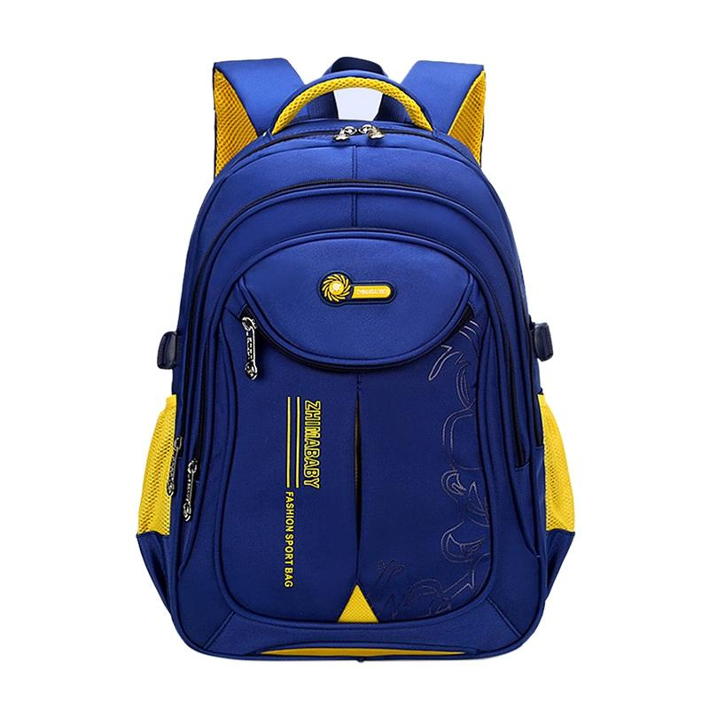 b2acea1157 Children School Bags For Boys Girls Large Capacity Kids Backpacks Children  Schoolbags Primary Middle School Students Backpacks Canada 2019 From  Cityman